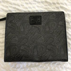 Liberty of London Paisley Zip Pouch
